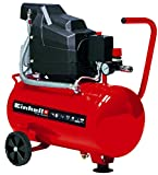 Einhell Compresseur TC-AC 190/24/8 (1500 W, Puissance d'aspiration 165 l/mn, Pression...