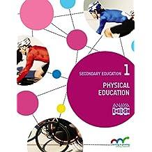 Physical Education 1. (Anaya English) - 9788467851236