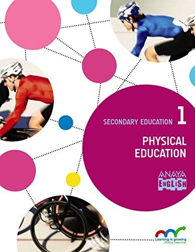 Physical Education 1. (Anaya English) - 9788467851236 por Manuel Vizuete Carrizosa