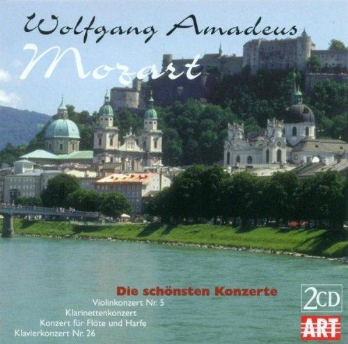 Clarinet Concerto in A major, ...