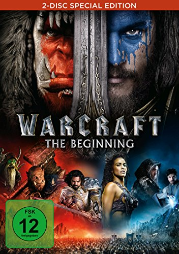 Warcraft-The Beginning Special Edition mit In-Game Geschenken