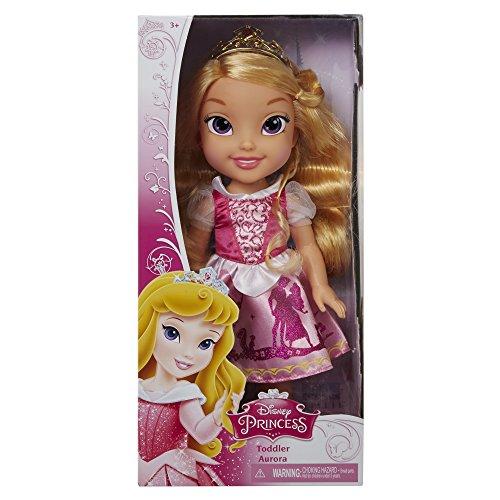 Jakks Pacific 75870 - Disney Princess Aurora Spielpuppe, 35 cm