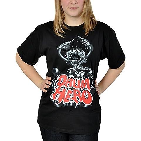 Muppets / Muppet Show Tier Animal T-Shirt, für TV und Comic Fans, hochwertig - XL