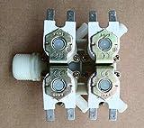 RICAMBI&RICAMBI Recambios & Recambios electroválvula EV 3/44Vías 12V 180° R para bañera Glass teuco Albatros