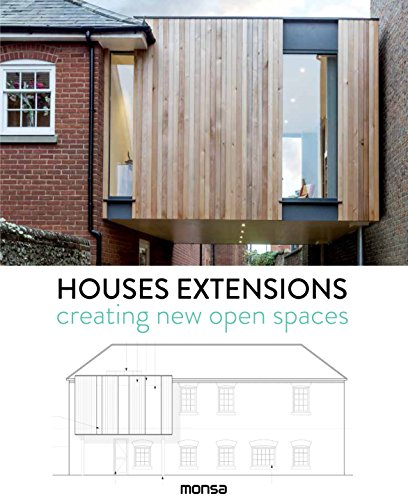 Houses Extensions. Creating new open spaces por MONSA
