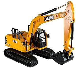 Britains 43211JCB js330Cadena Excavadora Modelo Vehículo