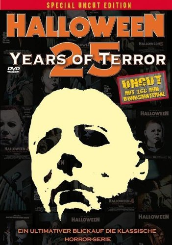 OWEEN - 25 Years Of Terror UNCUT SPECIAL 2 DVD BOX Edition mit 166 Min Bonusmaterial (Halloween Nancy Loomis)
