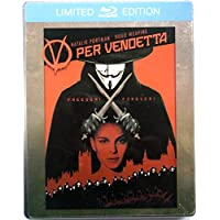 Blu-ray V per Vendetta - Limited Edition Steelbook