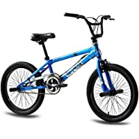 "KCP 20"" BMX KIDS BIKE BICYCLE DOOM 360 ROTOR FREESTYLE blue (b) - 50,8 cm (20 inch)"