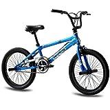 KCP 20' BMX Kids Bike Bicycle Doom 360 Rotor Freestyle Blue (b) - 50,8 cm (20 Inch)
