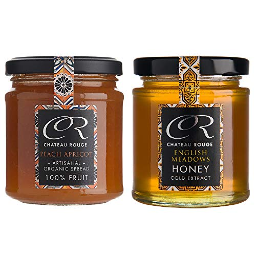 Organic Sugar-Free Jam, Peach/Ap...