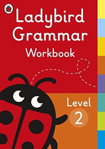 Ladybird Grammar Workbook Level 2 (Ladybird Grammar Workbooks)