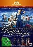 Paul und Virginie - Die komplette Abenteuerserie (Fernsehjuwelen) [4 DVDs]