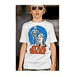 Logoshirt Star Wars - R2-D2 & C-3PO - Droids T-Shirt Kinder Jungen - altweiß - Lizenziertes Originaldesign, Größe 158/164, 13-14 Jahre
