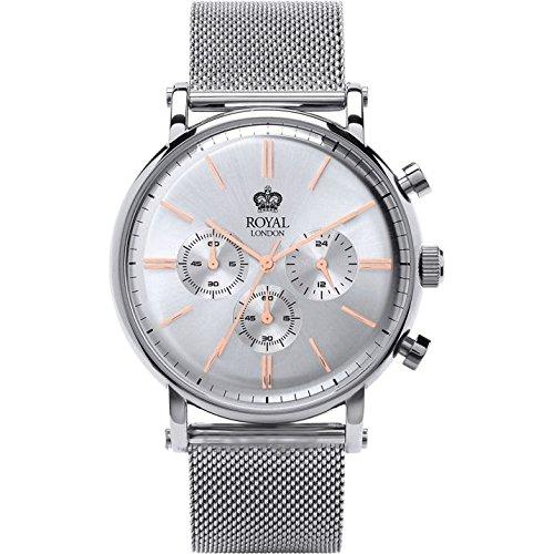 Reloj Cronógrafo para Hombre Royal London 41330-07