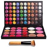 VALUE MAKERS® 82 Farbe Make up Paletten Kit - 60 Farbe Lidschatten-Palette