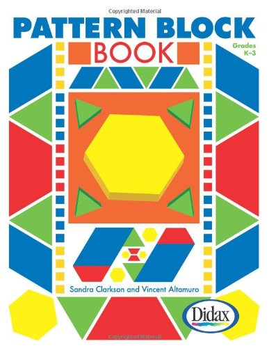 Online Pattern-blocks (Pattern Block Book, Grades K-3)