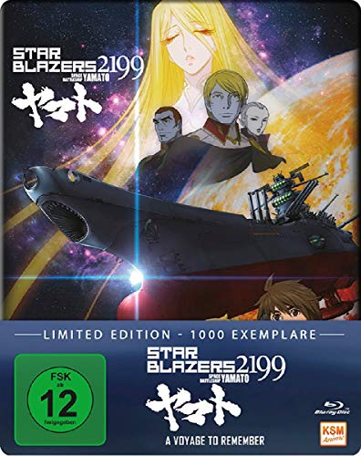 1 Blazer (Star Blazers 2199 - Space Battleship Yamato - A Voyage to Remember - The Movie 1 [Blu-ray])