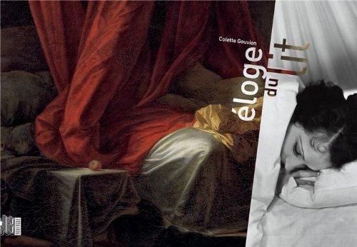Eloge du lit par Colette Gouvion