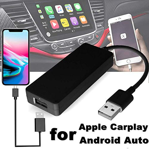 Fishyu USB Android Navigations-Player Smart Link Dongle für iOS Apple CarPlay Android Auto