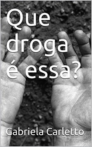 Que droga é essa? (Portuguese (Corpo Alcool)