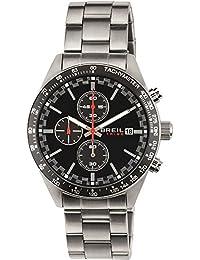 3531ce7a4e3c TRIBE Reloj BY BREIL FAST Hombre Acero inoxidable Cronógrafo Negro - EW0321