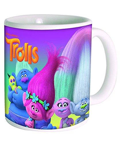 Trolls Tasse Disney Kaffeetasse 575-20102