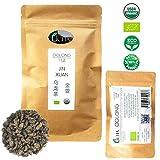 Bio – Organic Premium Oolong Tee Jin Xuan High Mountain, Handgepflückte Teeblätter aus Thailand, Hervorragend zum Abnehmen/Detox, Besser Gesund Leben (3,53 oz/100g)