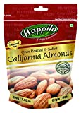 #7: Happilo Premium Californian Roasted and Salted Almonds, 200g (Pack of 5)