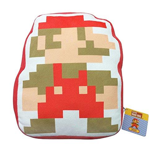Nintendo Kissen 8Bit Mario Kissen weiche Puppe Neue Spielzeug Geschenke 1453