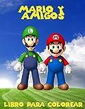 Best Libros de los niños de Navidad - Mario y amigos livro para colorir: un gran Review
