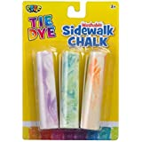 POOF Sidewalk Chalks Tie Dye Chalk by POOF