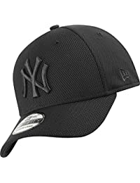 New Era MLB NEW YORK YANKEES Tonal Diamond 39THIRTY Stretch Fit Cap