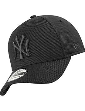 New Era MLB NEW YORK YANKEES Tonal Diamond 39THIRTY Stretch Fit Cap