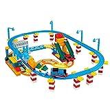 Siyushop Thomas Race Car Track Train Toys, Cumpleaños niños de 3-12 años de Edad, 235/246 Bloques de construcción Juego de Juguetes en la Pista del Tren , Juego de Trenes Thomas , Juguete de Carr