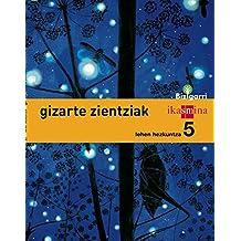 Gizarte zientziak. Lehen Hezkuntza 5. Bizigarri - 9788498553123
