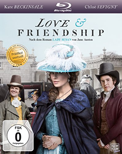 Love & Friendship - Jane Austen [Blu-ray]