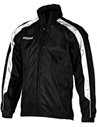 Prostar Magnetic Waterproof Jacket - Black/White