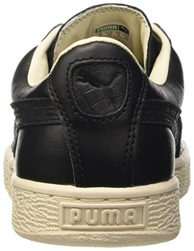 Puma Basket Classic Citi Baskets Mode noir