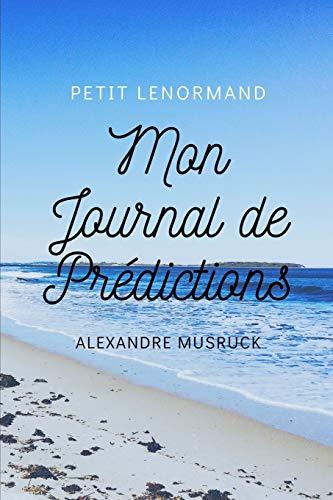 Le Petit Lenormand, Mon journal de prédictions