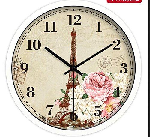 SL&HEY Euro stile reminiscenza del retro orologio