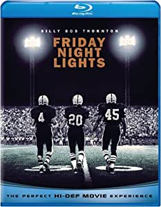Friday Night Lights [Blu-ray] [2004] [US Import]