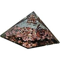 Crocon rhodochrosite mit der orgone Pyramide mit Kristall, Edelstein-Generator für Reiki Healing Aura- und EMF-Schutz... preisvergleich bei billige-tabletten.eu