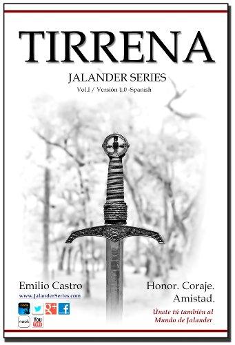 Tirrena (Jalander Series nº 1) (Spanish Edition)