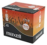 10 Maxell Audio CD-R 80 Mins-Xl II
