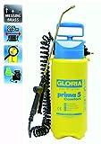 GLORIA Prima 5 Comfort Drucksprühgerät 5L mit 2,5m Spiralschlauch