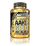 Integratore Xtrem AAKG Gold 120 SuperCaps aminoacido Arginina alfa cheto glutarato 1000mg per capsula