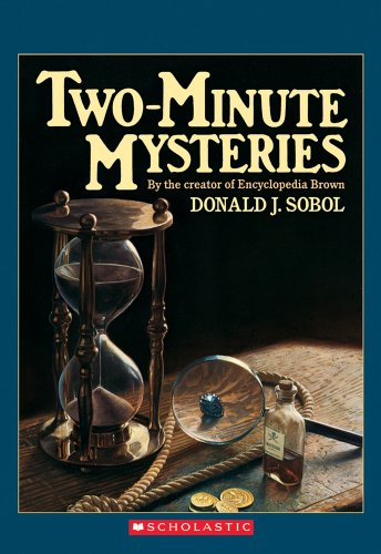 Two-minute Mysteries (An Apple Paperback) por Donald J. Sobol