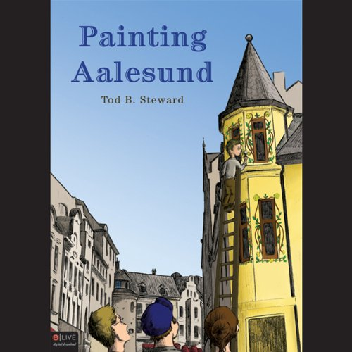 Painting Aalesund  Audiolibri