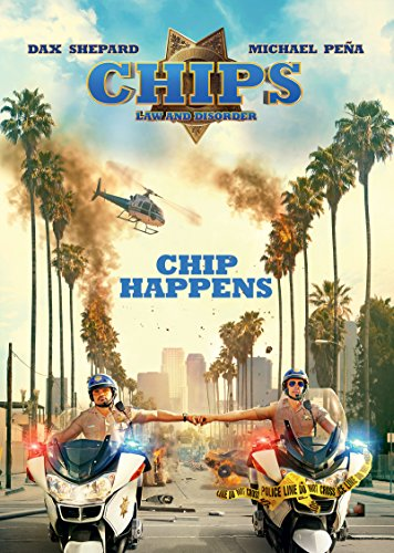 CHiPS: Law And Disorder [DVD + Digital Download] [2017]
